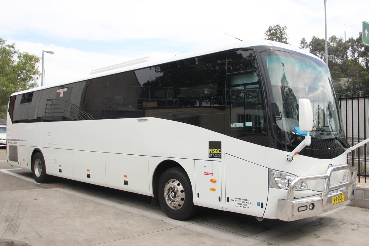 Bus Hire Sydney | Charter Bus Hire North Shore & Northern