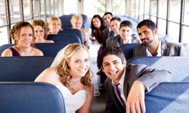 Top Benefits of Hiring a Charter Bus For Your Wedding