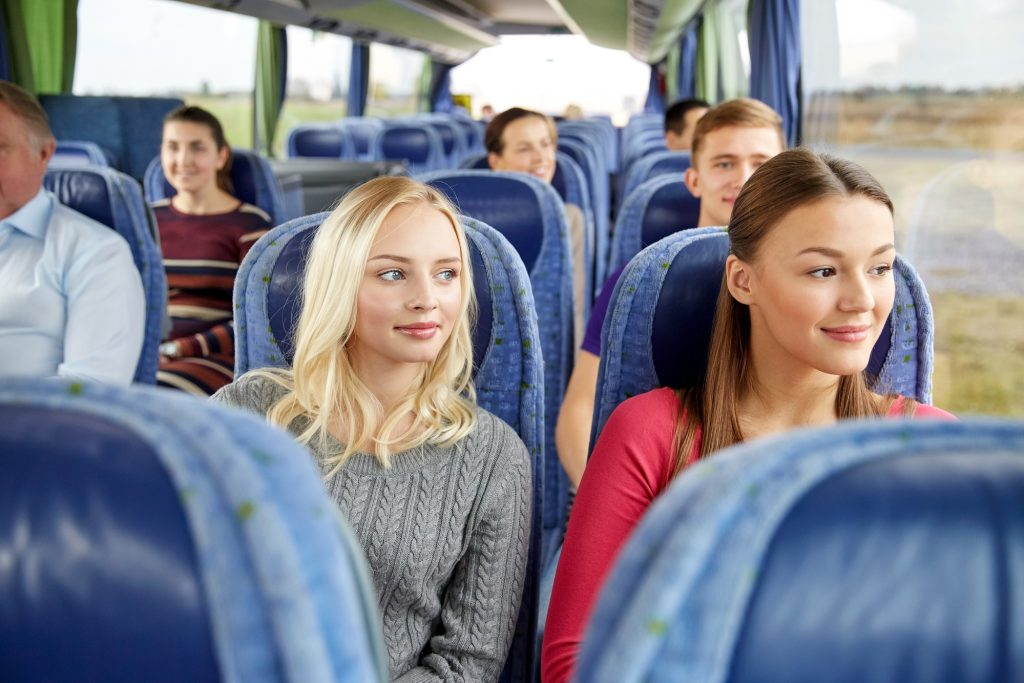 minibus hire services in Sydney